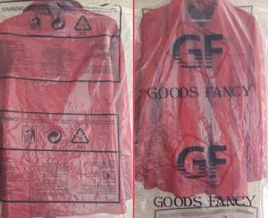 пакеты для одежды с логотипом