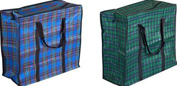 Хозяйственные сумки из ткани