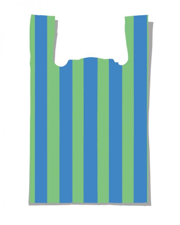 "Пакет-майка ""Полоса №4"" Comserv (43×75) 100 шт"