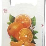 """Пакет-майка """"Citrus"""" Золотое Сечение белый (28×45) 250 шт"""