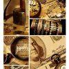 """Подарочный пакет картонный  """"БОЛЬШОЙ ВЕРТИКАЛЬНЫЙ"""" 23 """"Деньги"""" (25х37х8 см)"""
