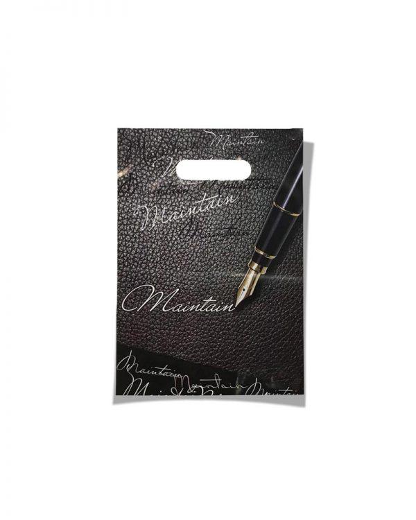 """Пакет с прорезной ручкой """"Maintain"""" (20х30) 50 шт"""