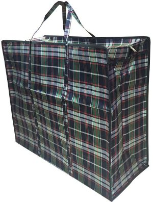 Сумка хозяйственная из ткани №6 70х59х29