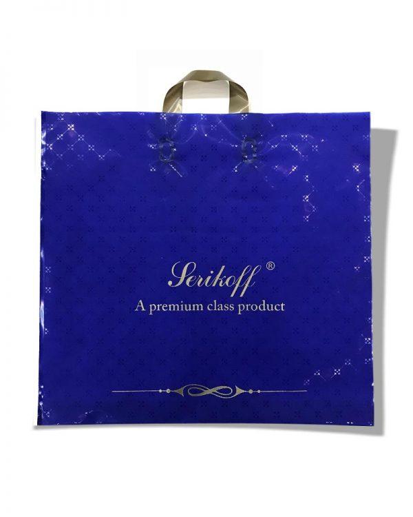 Пакет с петлевой ручкой тип «Serikoff» «Premium» (44х43) 25 шт