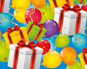 Бумага Подарочная 119 (70х100)