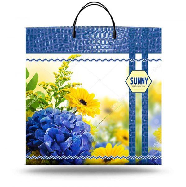 "Пакет на пластиковой ручке ""Sunny"" (36х37) 10 шт"