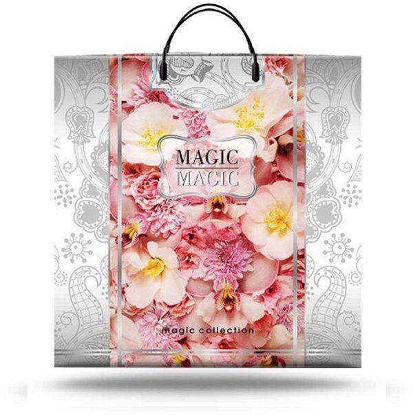 """Пакет на пластиковой ручке """"Magic"""" (40х40) 10 шт"""