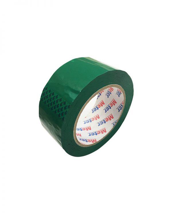 Скотч 45x120x40 зеленый 6 шт