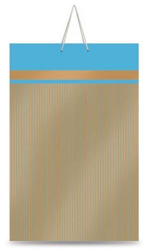 """Подарочный пакет картонный  """"БОЛЬШОЙ ВЕРТИКАЛЬНЫЙ"""" 12 (25х37х8)"""