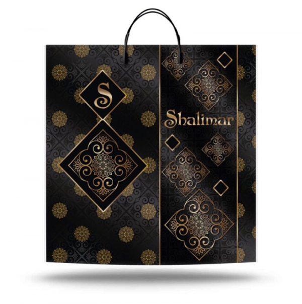 """Пакет на пластиковой ручке """"Shalimar"""" (36х37) 10 шт"""