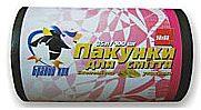 """Пакеты д/мусора """"Бравый Кок"""" 35л/100шт"""