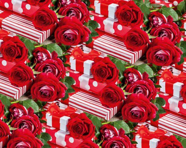 Бумага Подарочная 15 (70х100)