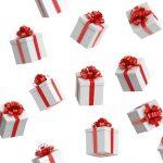 Бумага Подарочная 19 (70х100)