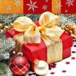 Подарочный пакет картонный «Квадрат» NGKV-14 (23х24х10)