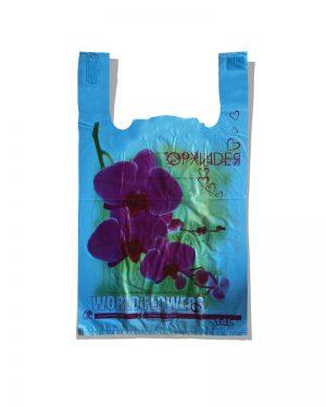 """Пакет-майка """"Орхидея"""" Золотое Сечение (29×45) 250 шт"""