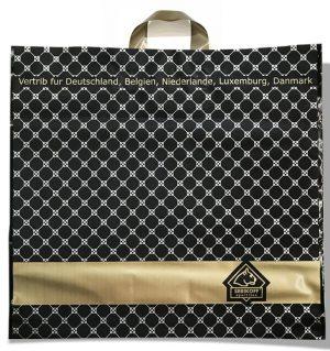 "Пакет с петлевой ручкой тип ""Serikoff"" ""Pattern""  (45х43) 25 шт"