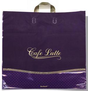 Пакет с петлевой ручкой тип «Serikoff» «Cafe Latte» (44х43) 25 шт