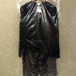 Пакет для одежды полиэтиленовый ПВД (63х140) прозрачный 50шт 15мкм