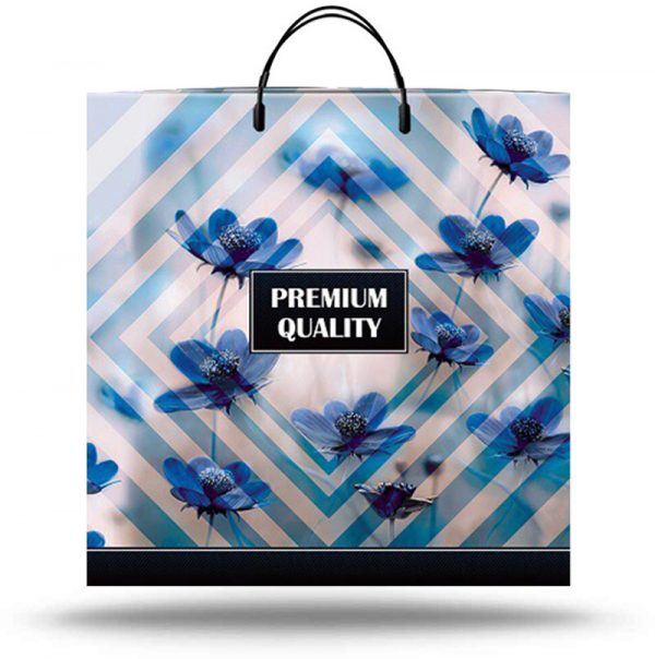 """Пакет на пластиковой ручке """"Premium Quality"""" (36х37) 10 шт"""