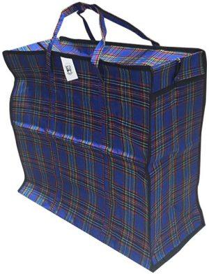 Сумка хозяйственная из ткани №3 50х45х21