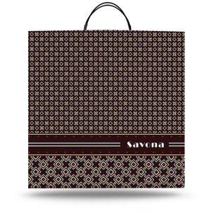"""Пакет на пластиковой ручке """"Savona"""" (40х45) 10 шт"""