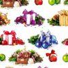 Бумага Подарочная новогодняя 120 (70х100)
