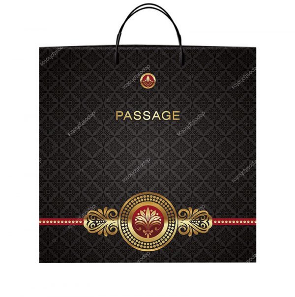 """Пакет на пластиковой ручке """"Passage"""" (40х45) 10 шт"""