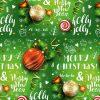 Бумага Подарочная новогодняя 17 (70х100)