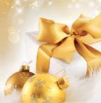 Новогодние пакеты Квадрат (23х24х10)