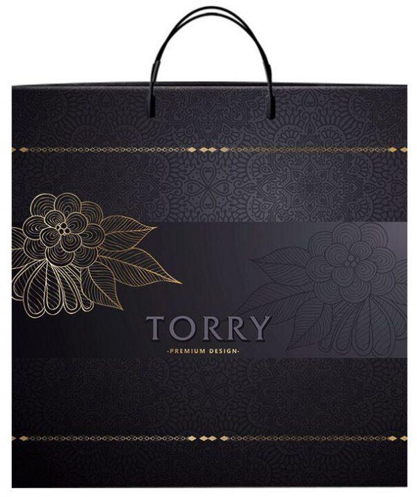 Пакет на пластиковой ручке «Torry» (40*40) 10 шт
