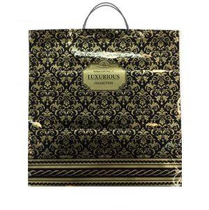 Пакет на пластиковой ручке «Luxurious» (40*45) 10 шт