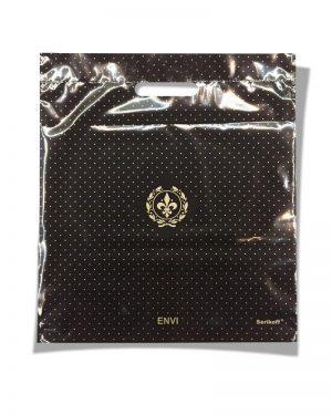 Пакет с прорезной ручкой тип «Serikoff» «Envi» (40*50) 25 шт