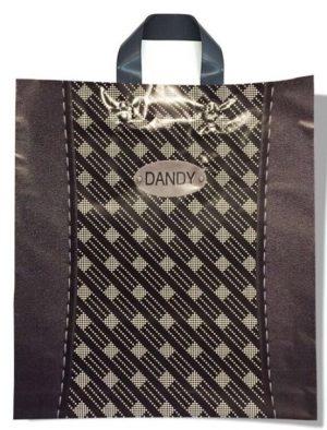 Пакет с петлевой ручкой тип «Диор» «Dandy» (37*41) 25 шт