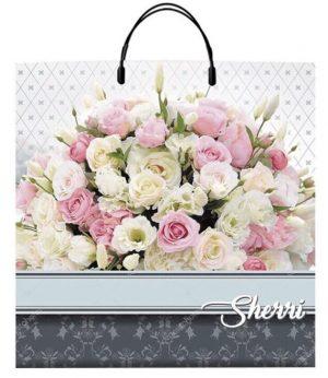 Пакет на пластиковой ручке «Sherri» (36*37) 10 шт