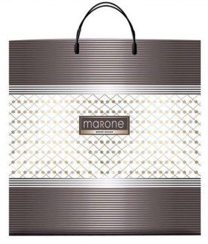 Пакет на пластиковой ручке «Marone» (36*37) 10 шт