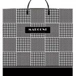 Пакет на пластиковой ручке «Marconi» (36*37) 10 шт