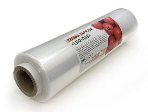 Пищевая плёнка шир. – 30 см 1 кг