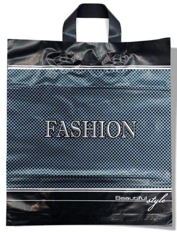 Пакет с петлевой ручкой тип «Диор» «Fashion 1» (37*41) 25 шт