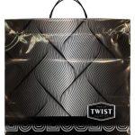 Пакет на пластиковой ручке «Twist» (36х37) 10 шт