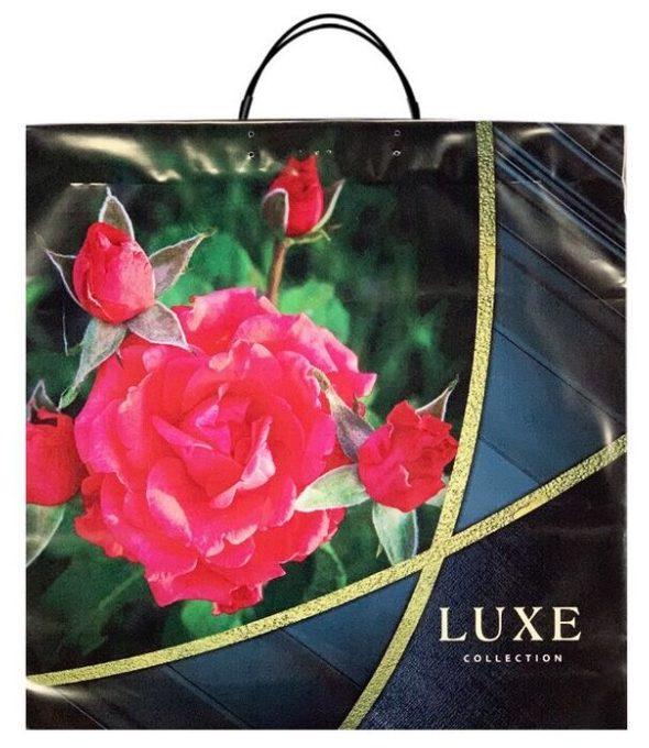 Пакет на пластиковой ручке «Luxe» (40×40) 10 шт