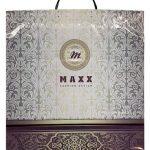 Пакет на пластиковой ручке «Maxx» (40×45) 10 шт