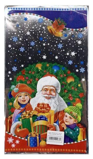 """Пакет фольгированный для конфет """"Рисунок №9"""" (20х35) 100 шт"""