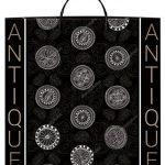 Пакет на пластиковой ручке «Antique» (40*40) 10 шт