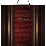 Пакет на пластиковой ручке «Ventura» (40*40) 10 шт