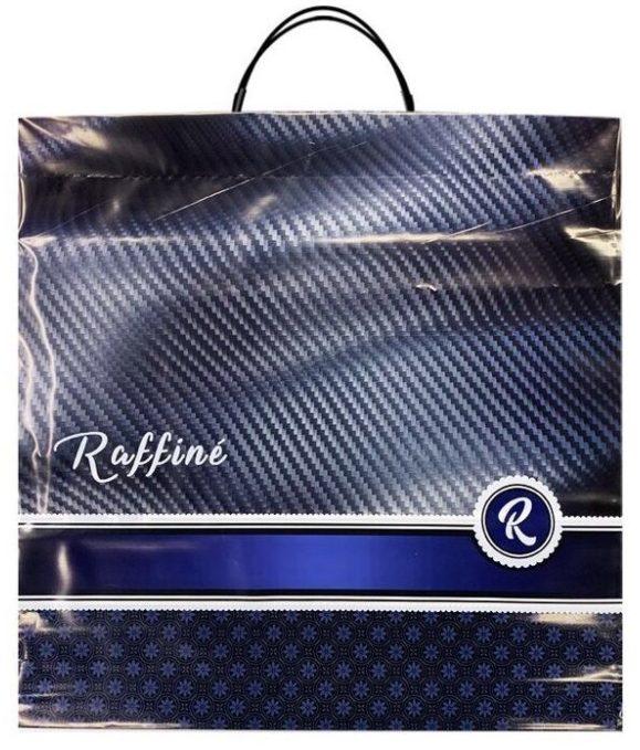 Пакет на пластиковой ручке «Raffine» (40*40) 10 шт