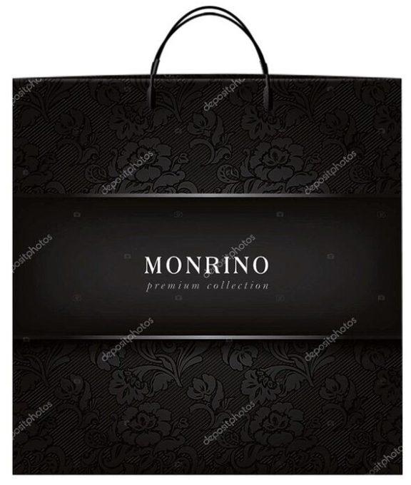 Пакет на пластиковой ручке «Monrino» (40*40) 10 шт