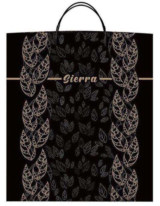 Пакет на пластиковой ручке «Sierra» (40*45) 10 шт