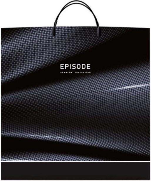 Пакет на пластиковой ручке «Episode» (40*40) 10 шт