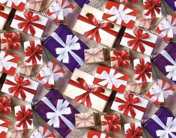Бумага Подарочная 76 (70х100)