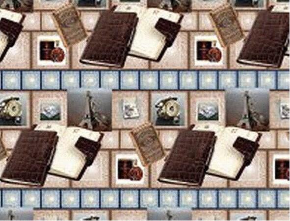 Бумага Подарочная 50 (70х100)